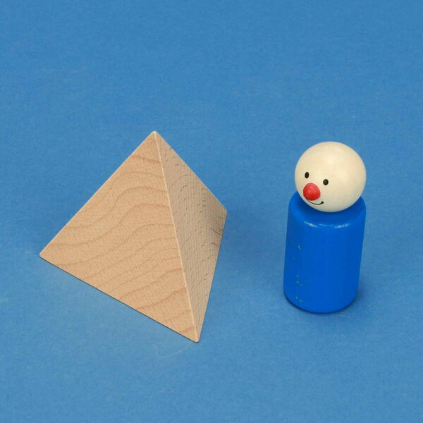 Tetraeder 8 cm