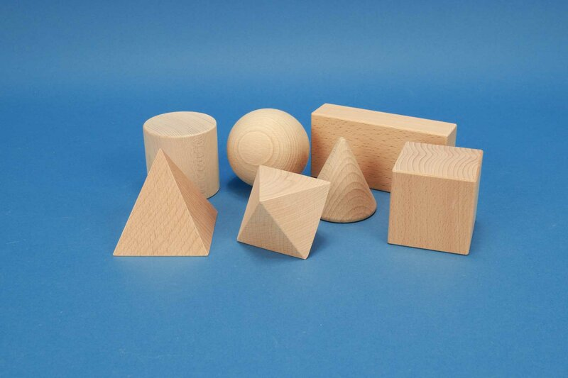 Geometric solids in sets