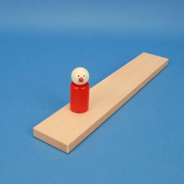 blocs de construction en bois 36 x 6 x 1,5 cm