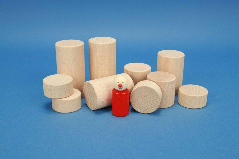Bauklötze-Zylinder 2 inches