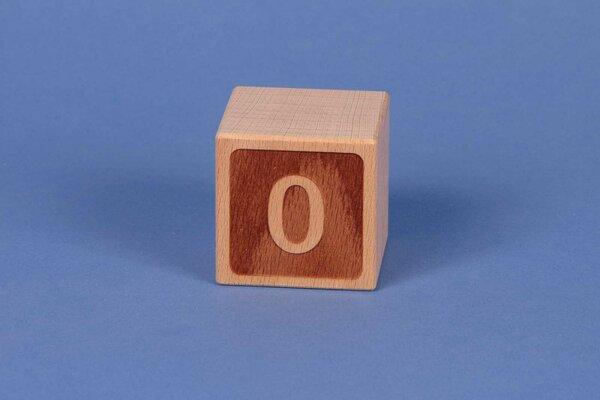 Letter cubes 0 negative