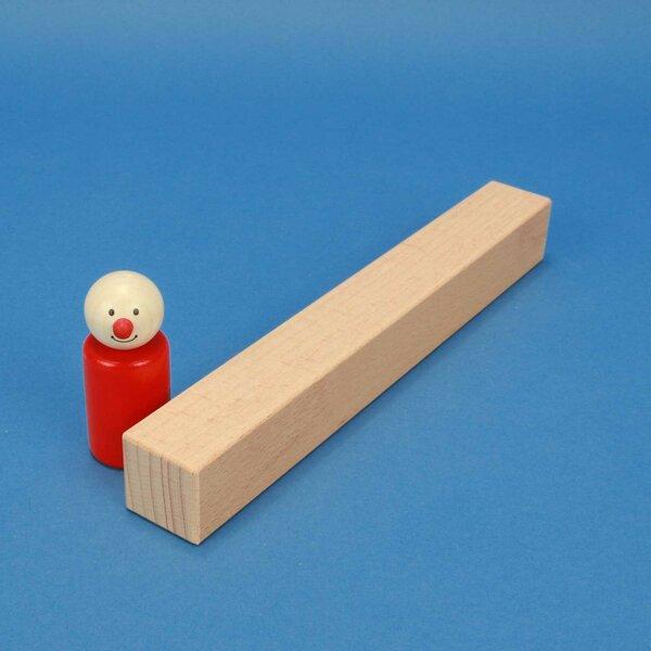houten toy blokken 24 x 3 x 3 cm