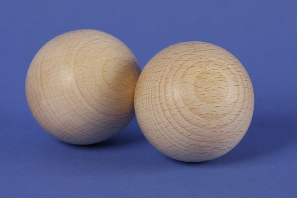 wooden balls Ø 45 mm marble track