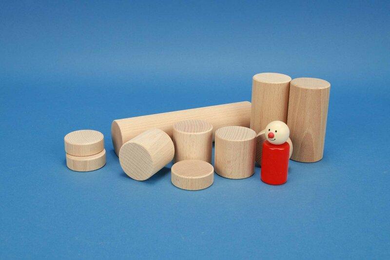 Bauklötze-Zylinder 45mm