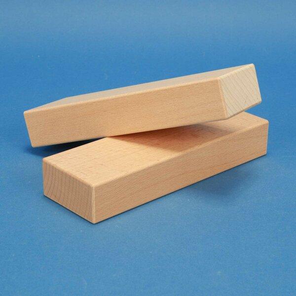 Fröbelgabe-Bauklötze 18 x 6 x 3 cm