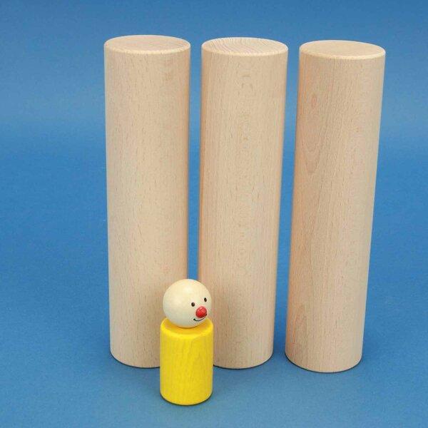 houten cilinder Ø4,5 x 18 cm