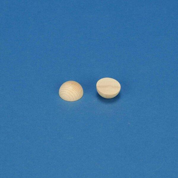 Halbkugeln Buche Ø 25 mm