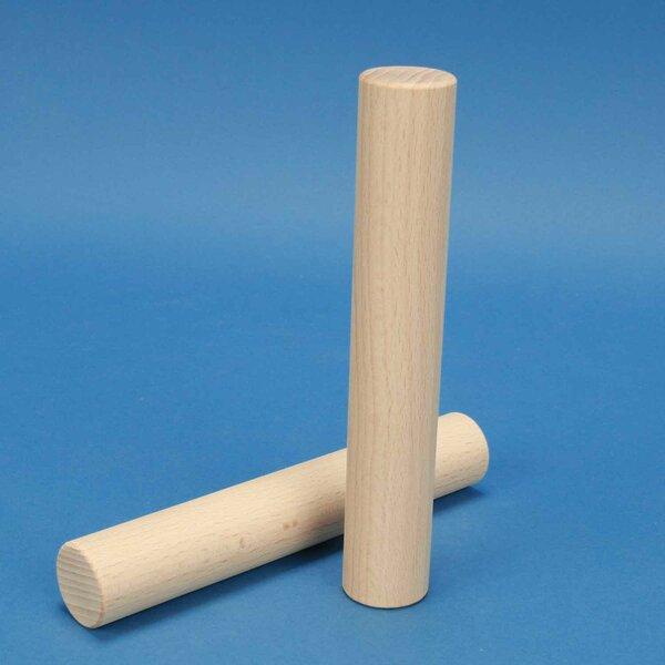 blocs de construction en bois ronds Ø 3 x 18 cm