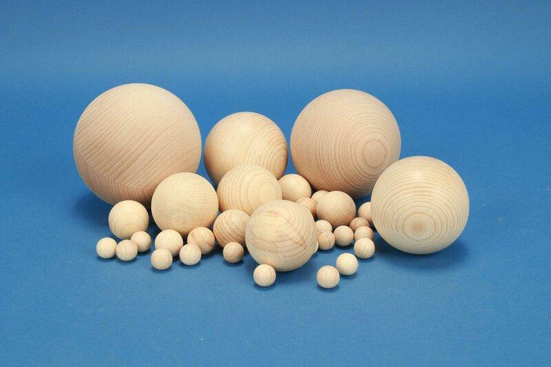 DIY-Wooden balls
