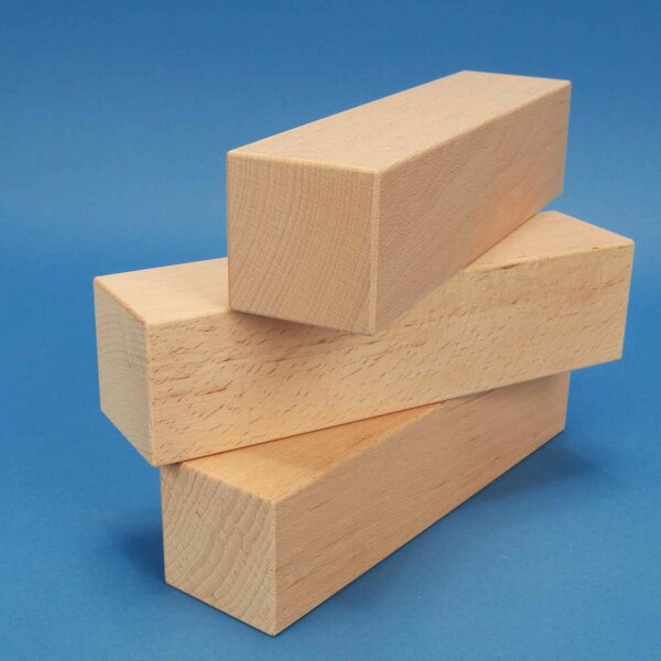 large wooden building blocks 24 x 6 x 6 cm