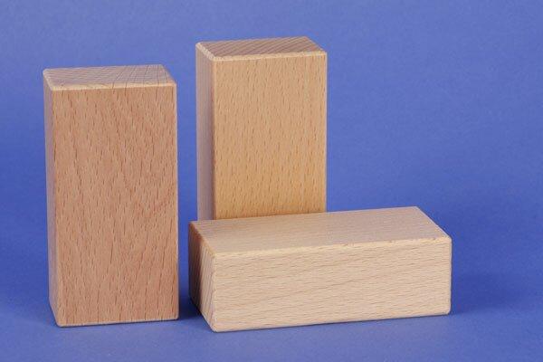 wood stamp 9 x 4,5 x 3 cm