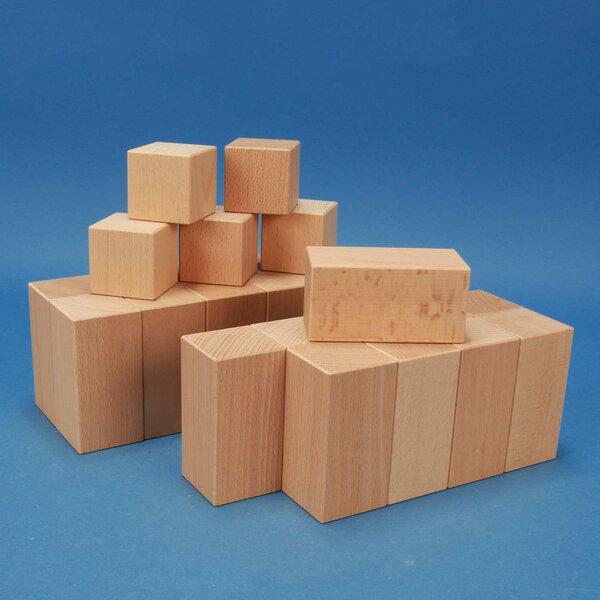 Woord blokken Set - Beate Lessmann