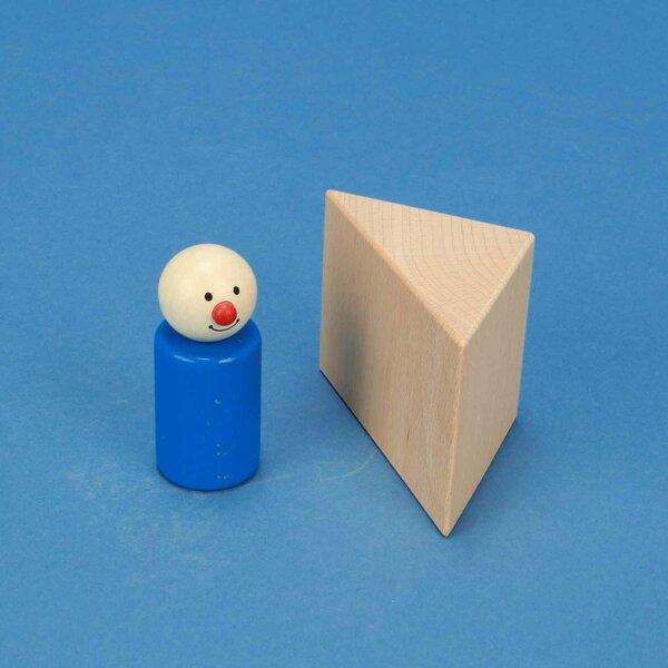 Dreieck-Säulen 6 x 6 x 6 cm rechtwinkelig