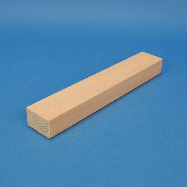 houten blokken 27 x 4,5 x 3 cm