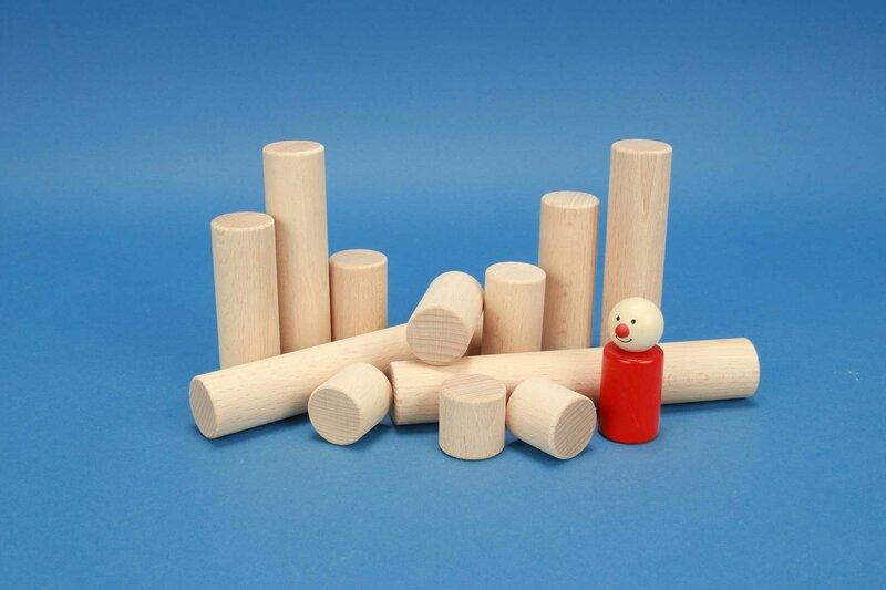 Bauklötze-Zylinder 30mm