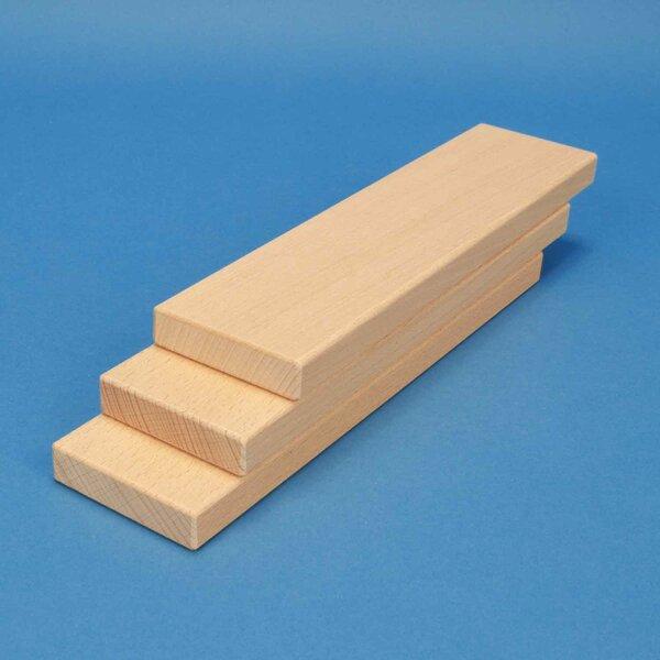 wooden building blocks 24 x 6 x 1,5 cm