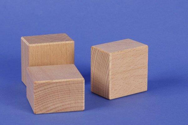 wood stamp 6 x 4,5 x 3 cm