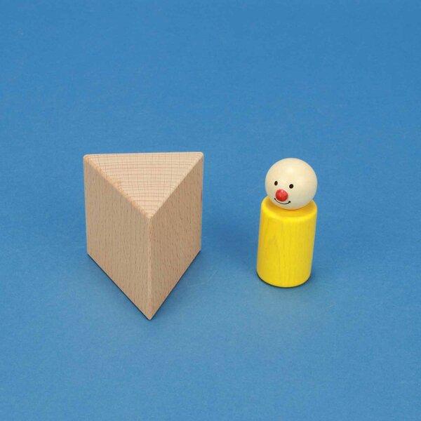 Dreieck-Säule 6 x 6 x 6 cm gleichschenklig