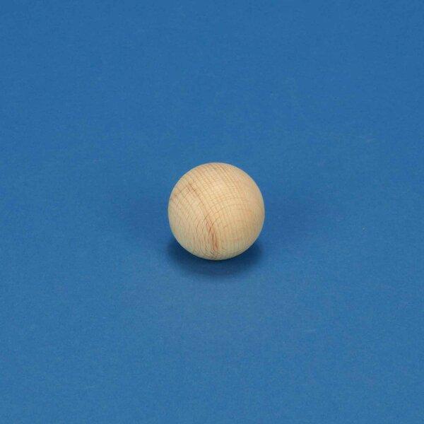 Houten ballen beukenhout Ø 35 mm