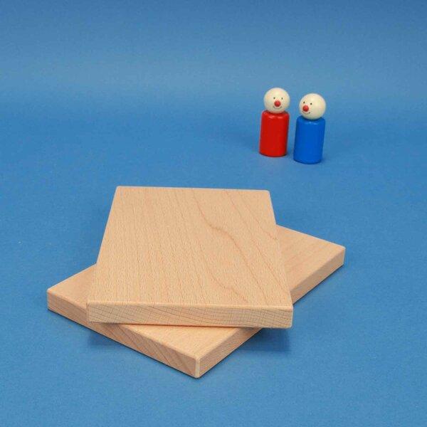 wooden building blocks 18 x 12 x 1,5 cm
