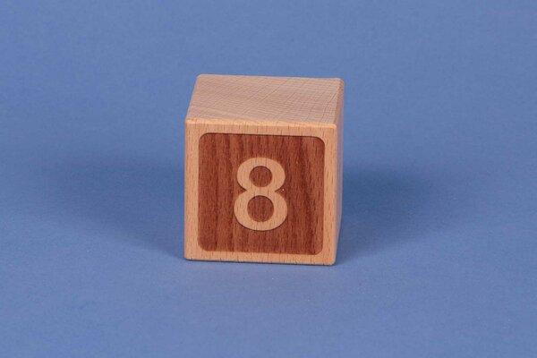 Letter cubes 8 negative