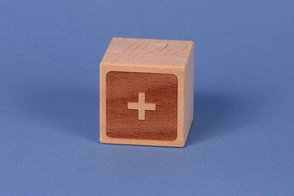Letter cubes + negative