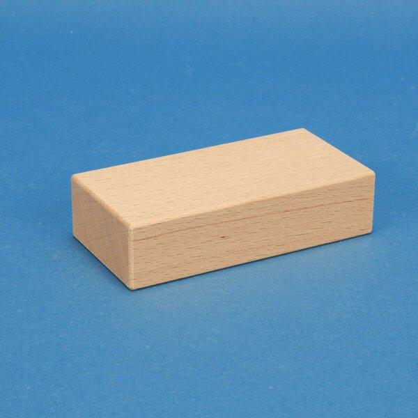 wood stamp 12 x 6 x 3 cm