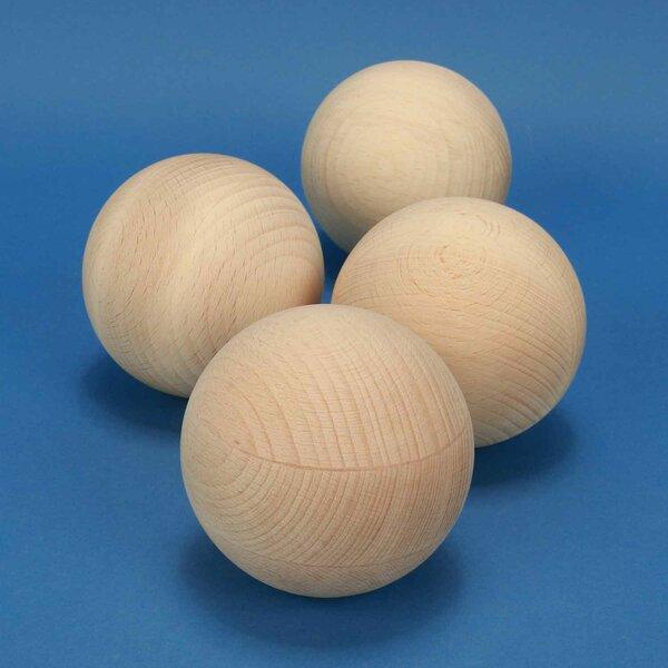 Houten ballen beukenhout Ø 100 mm
