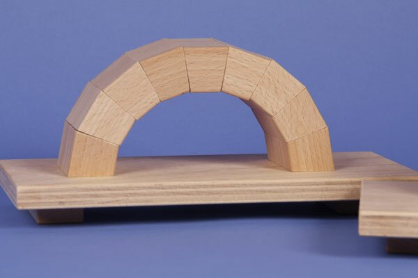 pont en arc type A