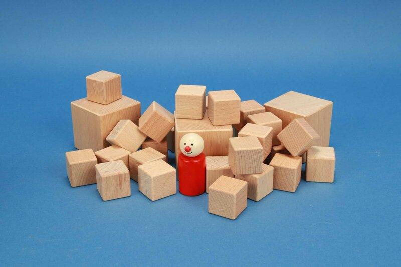 Ensemble de cubes