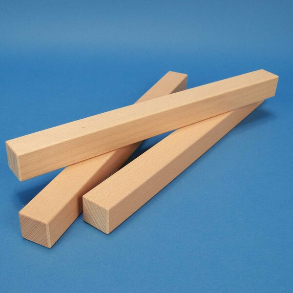 houten toy blokken 36 x 3 x 3 cm