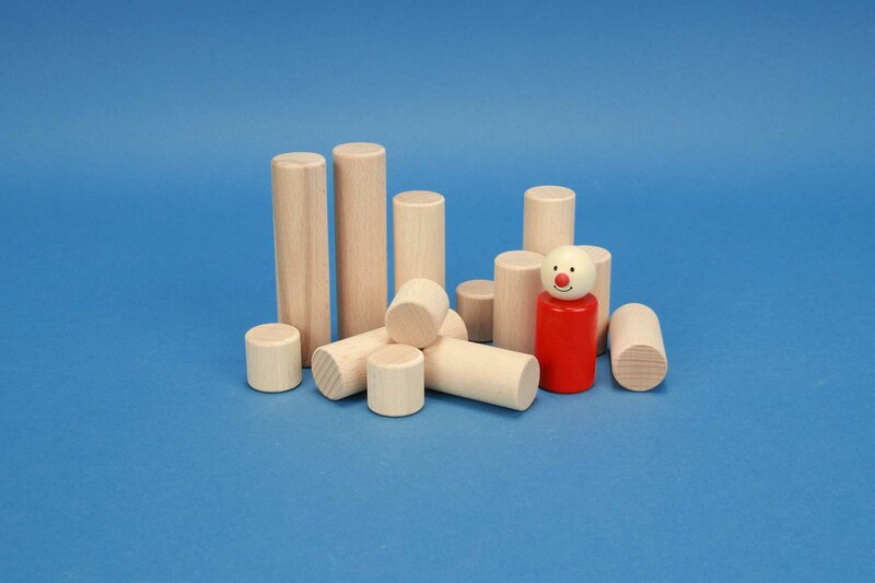 Bauklötze-Zylinder 25mm