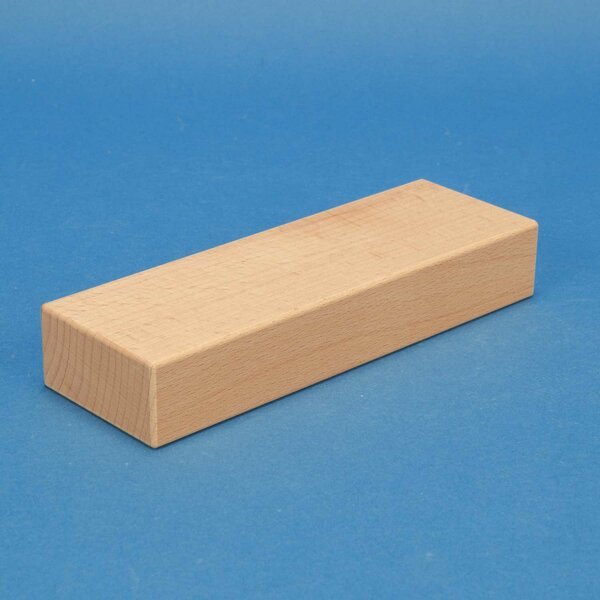 cubes en bois 18 x 6 x 3 cm